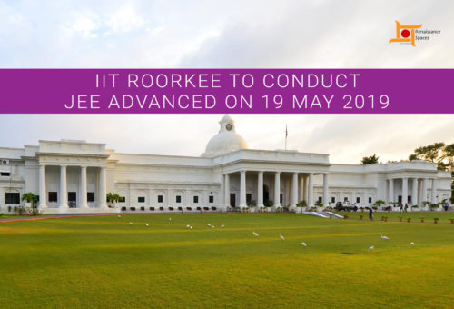 JEE ADVANCED ON 19 MAY 2019